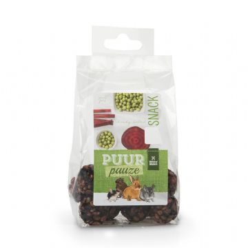 PUUR Vegetable Beetrot/Pea 100g